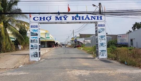 Dự án khu trung tâm xã Mỹ Khánh (An Giang): Bất thường trong việc sang tên quyền sử dụng đất
