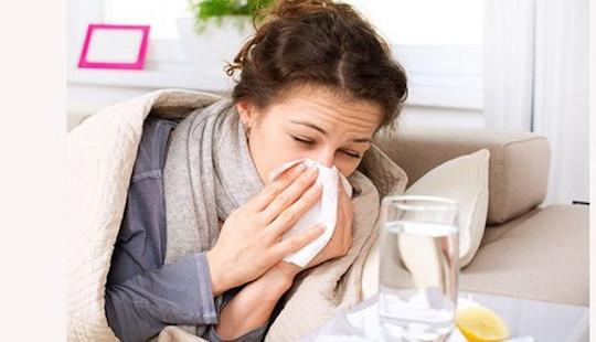 Những bệnh thường gặp trong mùa đông và cách phòng tránh