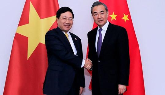 Việt Nam-Trung Quốc: Không ngừng củng cố, phát triển quan hệ đối tác chiến lược toàn diện