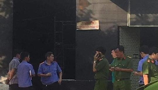 Vụ cháy nhà hàng 6 người tử vong: Tạm giữ chủ thầu sửa chữa công trình
