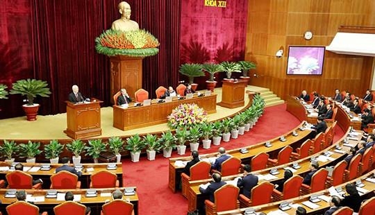 Cách chức Ủy viên Trung ương Đảng, Phó Bí thư TT TP HCM đối với ông Tất Thành Cang