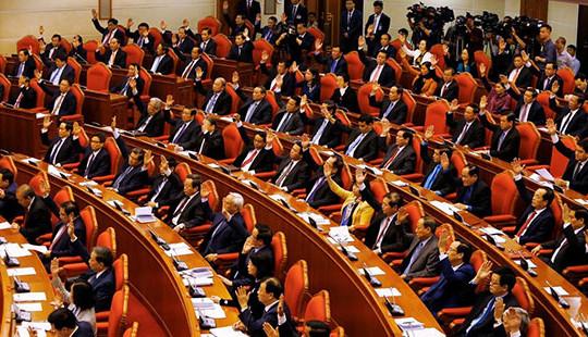 Đảng viên và nhân dân đánh giá cao việc quy hoạch cán bộ và kỷ luật ông Tất Thành Cang