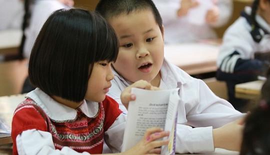 Lộ trình thực hiện chương trình giáo dục, sách giáo khoa mới