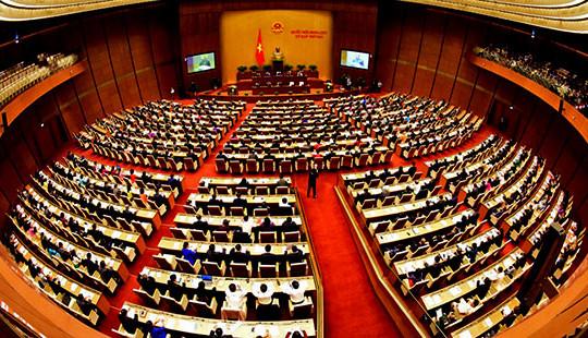 Quốc hội Việt Nam: Nhiều dấu ấn mang tính lịch sử