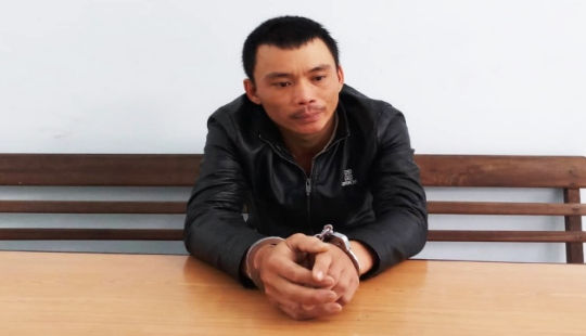 Đôi nam nữ gây ra hàng loạt vụ trộm xe máy ở Đà Nẵng