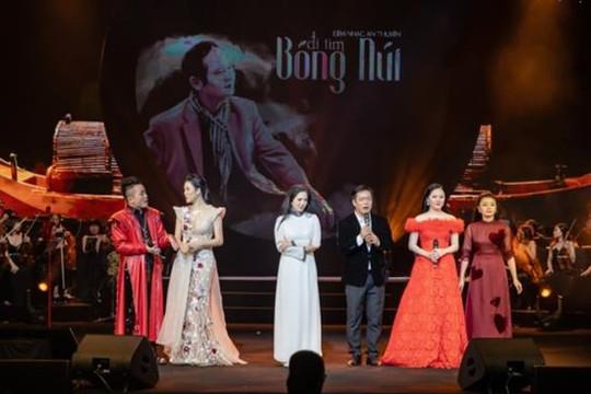 Thu Phương, Trọng Tấn xúc động khi hát những ca khúc lần đầu công bố của nhạc sĩ An Thuyên