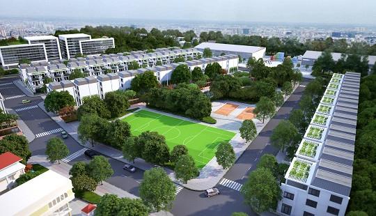 Sốt đất ở khu đô thị Sam Sung, Bắc Ninh: Giới đầu tư kỳ vọng khả năng sinh lợi cao