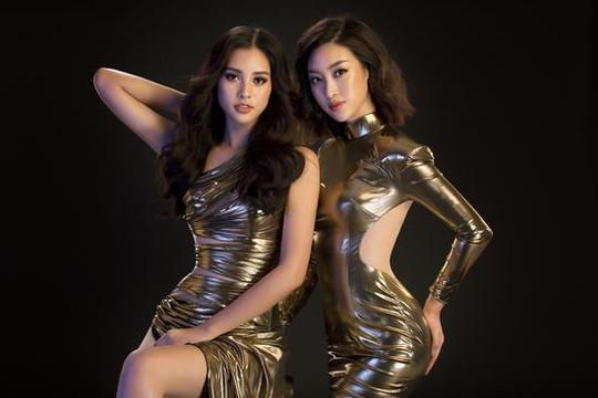 """Hoa hậu Mỹ Linh, Tiểu Vy: """"Hoa nhường Nguyệt thẹn"""" khi trở thành đại sứ Miss World Việt Nam"""