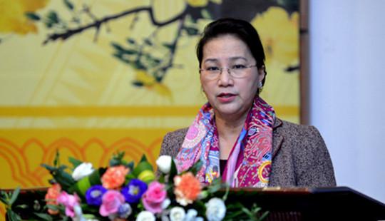 Chủ tịch Quốc hội Nguyễn Thị Kim Ngân: Báo chí phải tạo được niềm tin của độc giả và cử tri