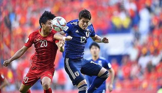 Việt Nam dừng bước ở tứ kết Asian Cup 2019