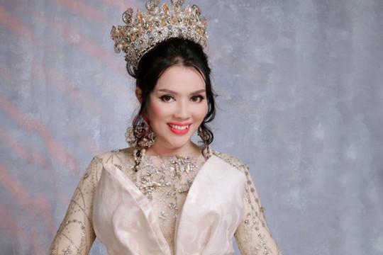 Tô Thị Phượng- tân Hoa hậu Thế giới Doanh nhân 2019: Người đàn bà đẹp mang tâm hồn thi sĩ