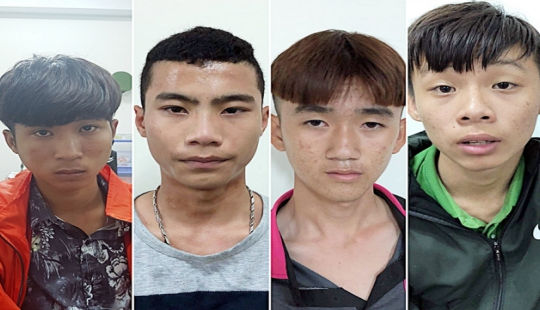 Triệt xoá băng nhóm cướp giật tài sản du khách nước ngoài