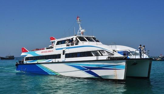 Thêm tàu khách siêu tốc chạy chuyến Sa kỳ - Lý Sơn