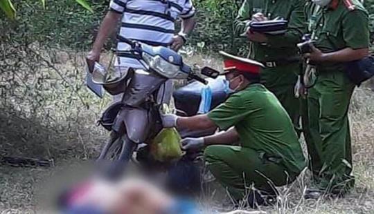 Phát hiện một phụ nữ chết lõa thể trong rừng