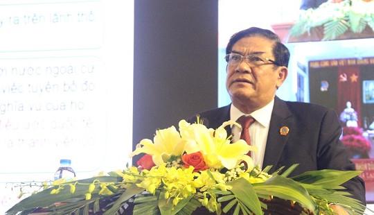 Hội nghị tập huấn chuyên đề áp dụng các quy định tương trợ tư pháp về dân sự tại Tòa án