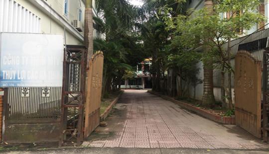 Vụ đất trồng lạc người dân bị ngập úng: Công ty TNHH MTV Thủy lợi Bắc Hà Tĩnh nhận trách nhiệm