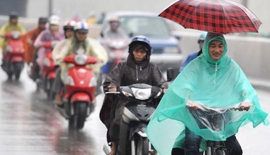 Không khí lạnh tăng cường, miền Bắc tiếp tục mưa rét