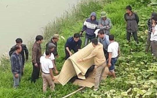 Phát hiện thi thể nam thanh niên trôi trên sông Chu