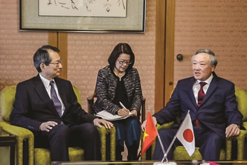 Chánh án TANDTC kết thúc tốt đẹp chuyến thăm và làm việc tại Nhật Bản