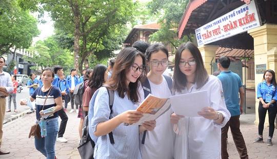 Những lưu ý vàng đối với thí sinh năm nay thi vào lớp 10 ở Hà Nội