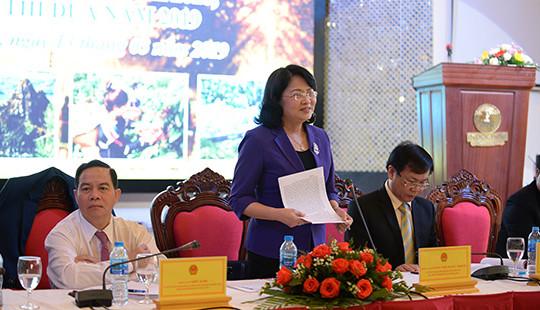 Hội nghị ký kết giao ước thi đua các tỉnh Tây Nguyên và Duyên hải miền Trung