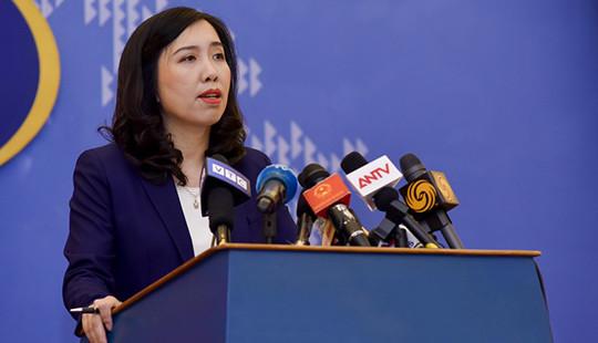 Việt Nam kiên quyết đấu tranh và xử lý nghiêm khắc tội phạm buôn bán người