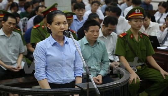 Triệu tập nguyên TGĐ OceanBank Nguyễn Minh Thu tới phiên xử vụ VSP