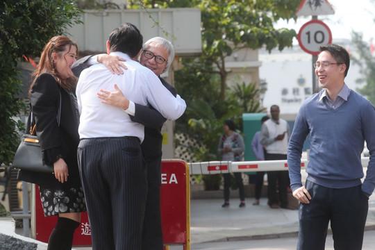 Nhà tài phiệt Hồng Kông Thomas Kwok được thả sau hơn 5 năm ngồi tù vì tội đưa hối lộ