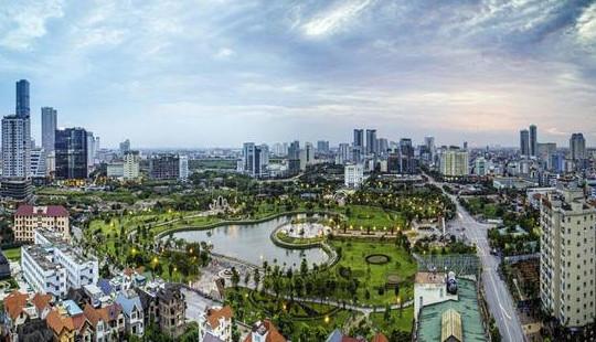 Mô hình trung tâm thương mại siêu cấp chuẩn quốc tế - Bước tạo đà cho Hà Nội  hội nhập