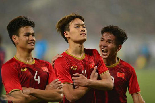 Hạ Thái Lan, Việt Nam giành vé vào VCK U23 châu Á