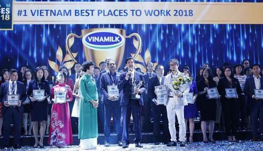 Điều gì giúp Vinamilk trở thành nơi làm việc tốt nhất Việt Nam 2 năm liền?