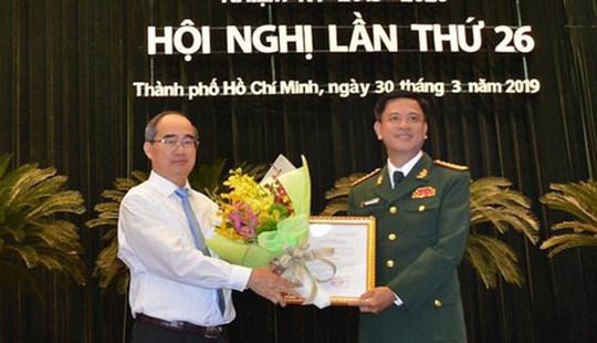 Ban Bí thư chỉ định nhân sự mới vào Ban Thường vụ Thành ủy TP Hồ Chí Minh