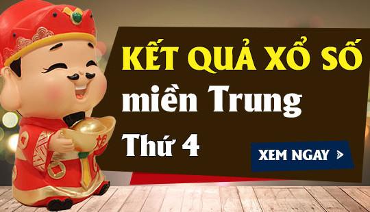 KQXSMT thứ 4 – XSMT T4 – Kết quả xổ số miền Trung thứ 4 hàng tuần