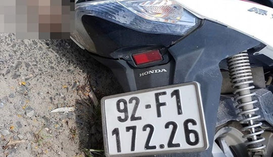Va chạm xe ben, một nữ sinh viên tử vong tại chỗ