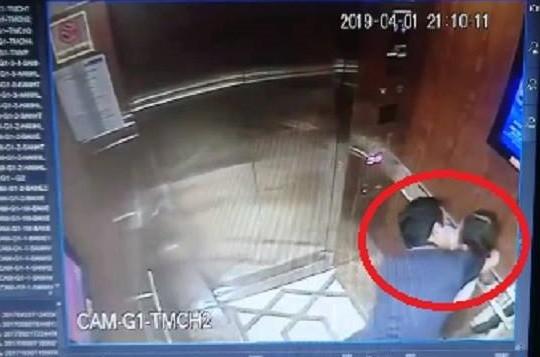 Lộ danh tính người đàn ông sàm sỡ bé gái trong thang máy
