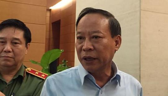 Thượng tướng Lê Quý Vương: Cần nghiêm trị hành vi dâm ô, sàm sỡ trẻ em