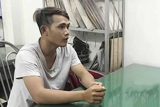 Bắt giam nam thanh niên dùng gậy sắt tấn công CSGT