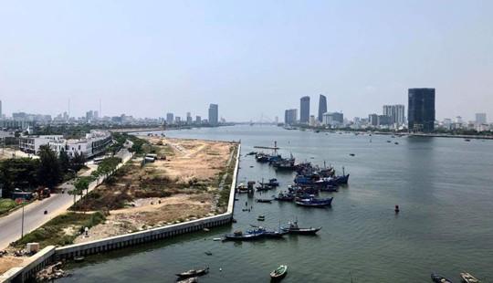 Đà Nẵng tạm dừng triển khai dự án Marina Complex lấn Sông Hàn