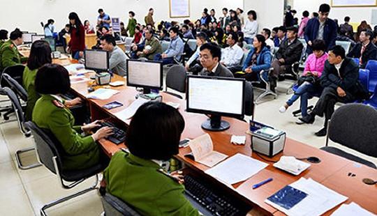 Vận hành cơ sở dữ liệu quốc gia về dân cư vào năm 2020