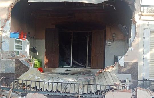 Người đàn ông tử vong tại nhà sau tiếng nổ lớn