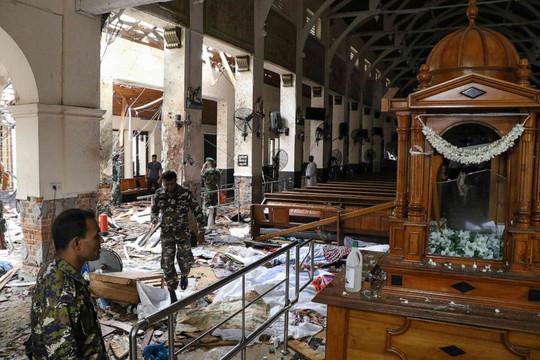 """Đánh bom ở Sri Lanka là để """"trả đũa"""" cho vụ xả súng nhà thờ Hồi giáo New Zealand?"""