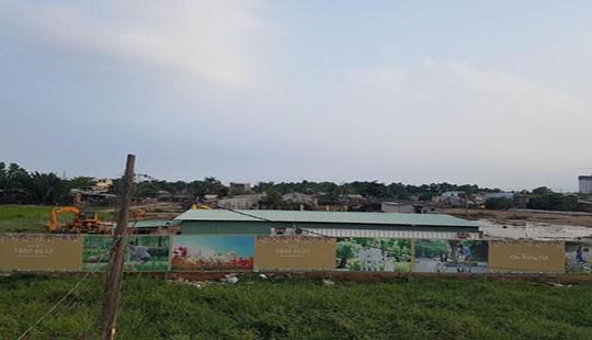 Dự án Senturia Nam Sài Gòn: Chưa đầy đủ pháp lý đã mở bán?