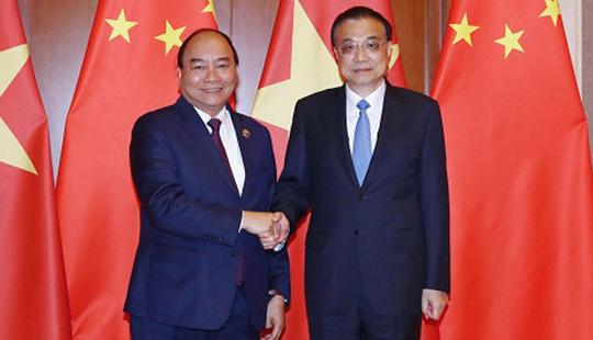 Thủ tướng Trung Quốc Lý Khắc Cường: Trung Quốc không theo đuổi xuất siêu sang Việt Nam