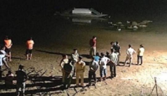 Tìm thấy thi thể học sinh mất tích trên sông Hiếu