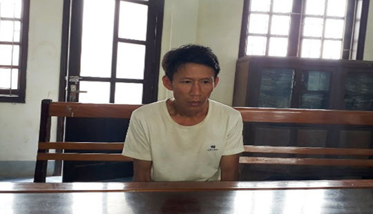 Hà Tĩnh: Bắt đối tượng dùng dao tấn công CSGT