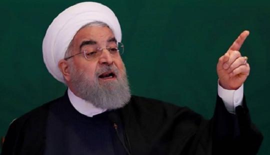 Iran đình chỉ thực hiện một phần thỏa thuận hạt nhân