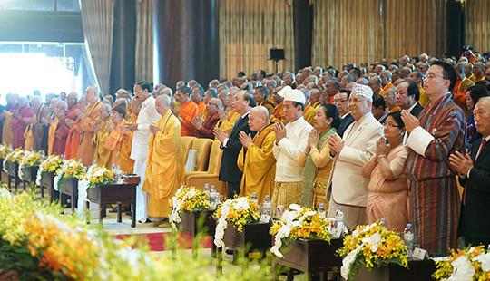 Đại lễ Vesak Liên hợp quốc đã vượt trên một lễ hội văn hoá tôn giáo thông thường