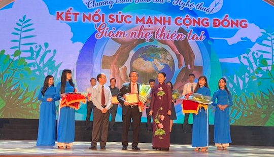 Vietjet và chặng đường 10 năm cùng Quỹ Cộng đồng phòng chống thiên tai