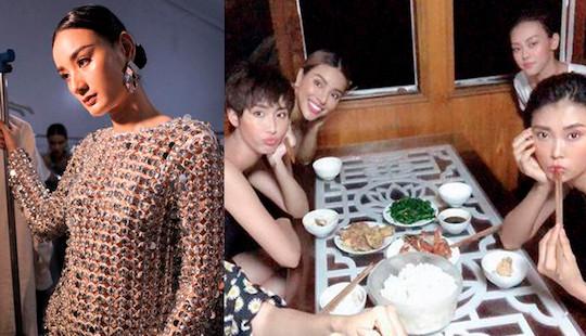Lê Thúy tố ban tổ chức Fashion Voyage đối xử tệ bạc với người mẫu