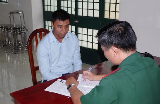 Bắt đối tượng bị truy nã đặc biệt đang trốn sang Campuchia